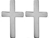 Серебряные крестики для приворота