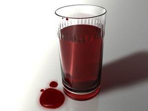 Приворот с кровью