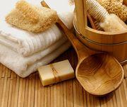 Полотенце для приворота в бане