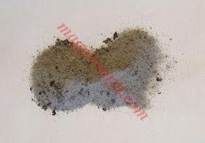 Рассорка на соль и пепел